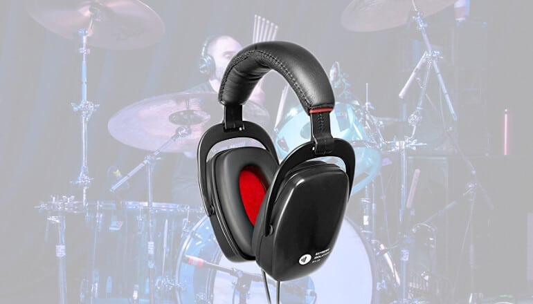 What Defines the Best Over-Ear Headphones for Drummers?