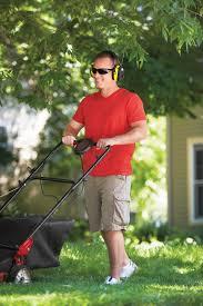 best lawn mower ear muff